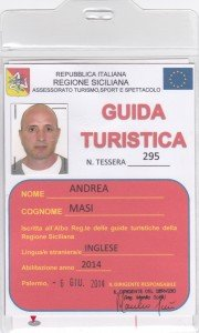 Licenza Guida A. Masi